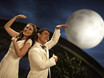 Kareena Kapoor and Aamir Khan in 3 Idiots (2009)