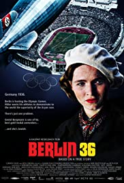Berlin '36 (2009) Poster - Movie Forum, Cast, Reviews