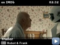 robot frank 2012 imdb