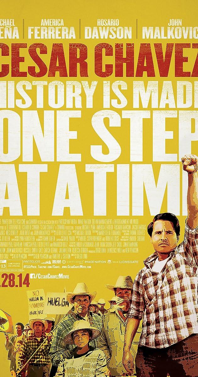 Subtitle of Cesar Chavez