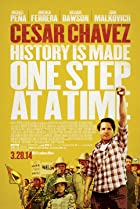 Cesar Chavez (2014) Poster