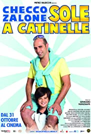 Sole a catinelle Poster