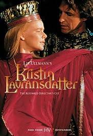 Kristin Lavransdatter Poster