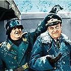 John Banner and Werner Klemperer in Hogan's Heroes (1965)