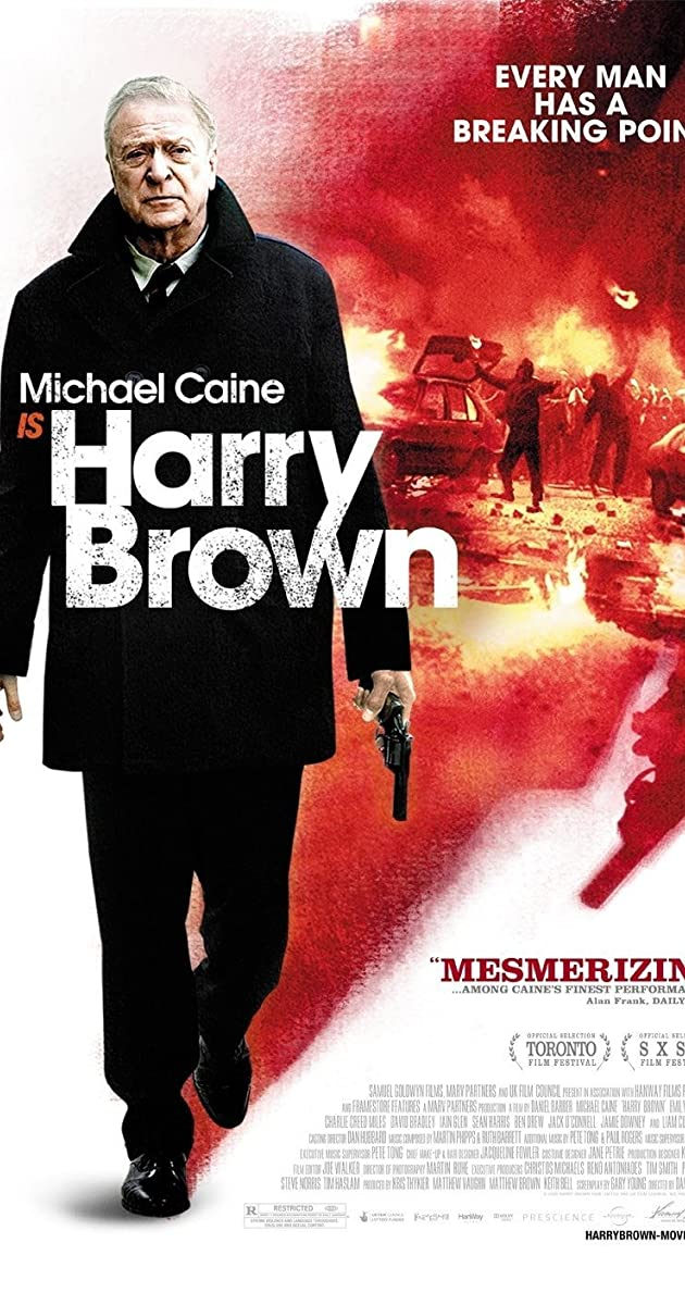 Subtitle of Harry Brown
