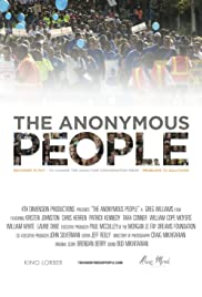 The Anonymous People Poster