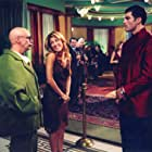 Dana Carvey, Jennifer Esposito, and Brandon Molale in The Master of Disguise (2002)