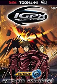 Primary photo for IGPX: Immortal Grand Prix