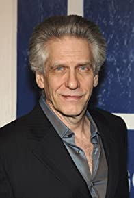 Primary photo for David Cronenberg