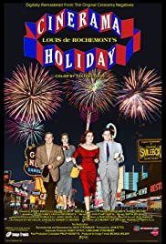 Cinerama Holiday Poster
