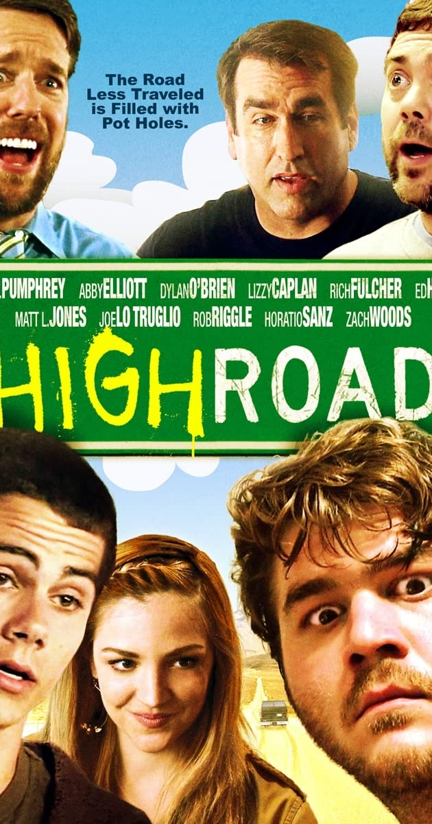 Subtitle of High Road