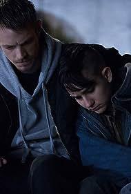 Joel Kinnaman and Bex Taylor-Klaus in The Killing (2011)