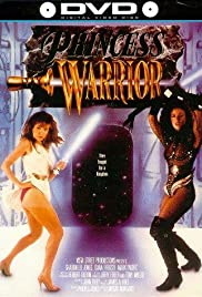 Princess Warrior Poster