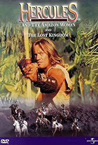 Primary photo for Hercules: The Legendary Journeys - Hercules and the Lost Kingdom