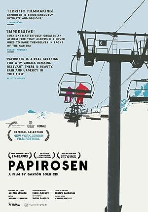 Where to stream Papirosen