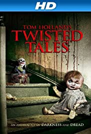 Tom Holland's Twisted Tales Poster