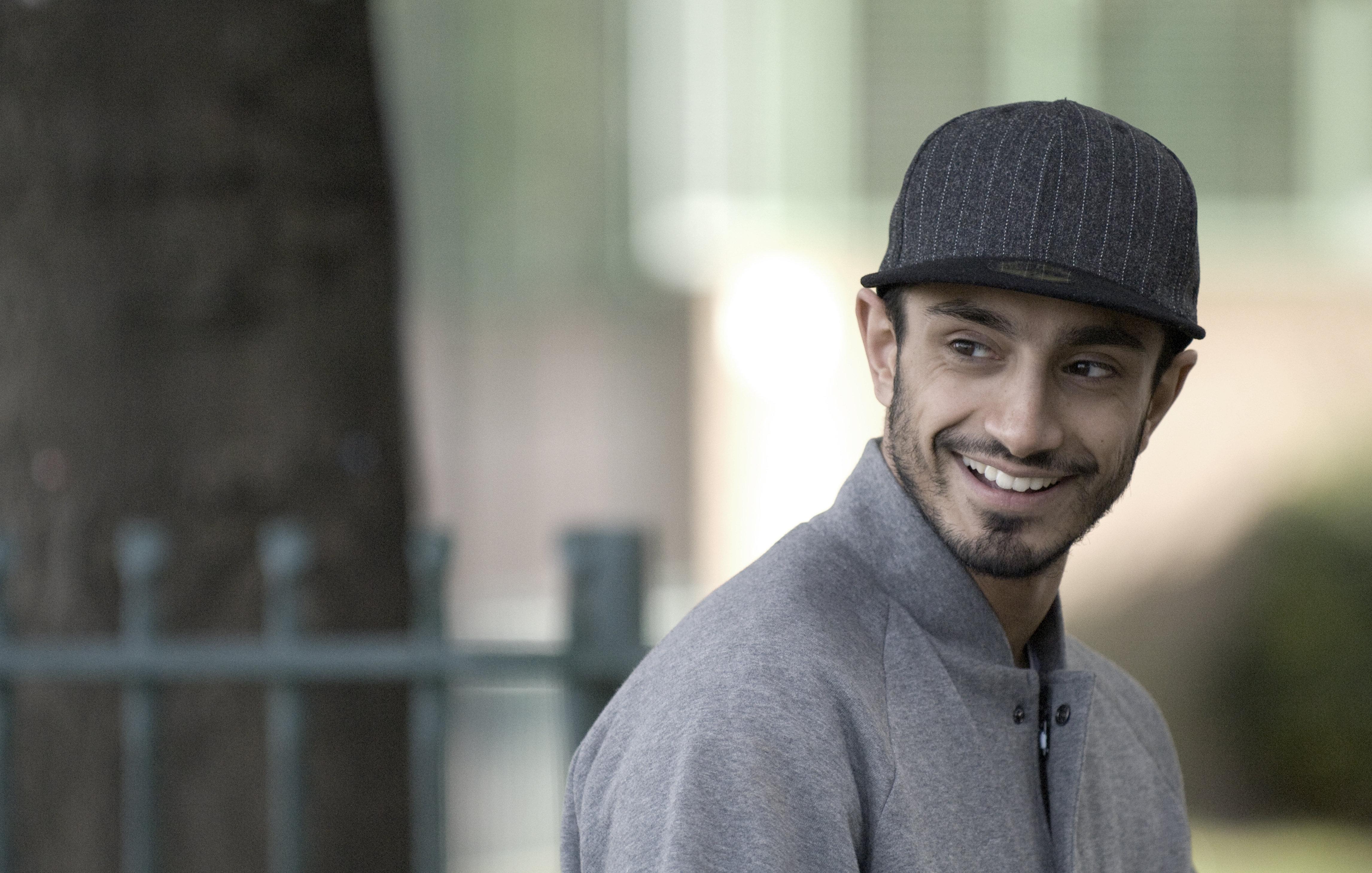 Riz Ahmed in Ill Manors (2012)