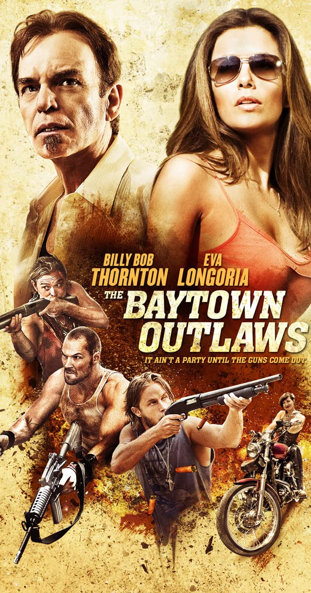 Subtitle of The Baytown Outlaws