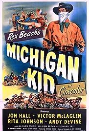 Michigan Kid Poster