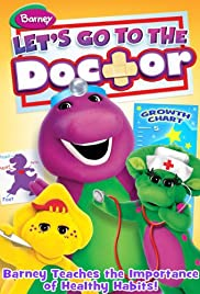 Barney: Let's Go to the Doctor Poster