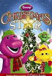 barneys christmas star poster - Barney Christmas Movie