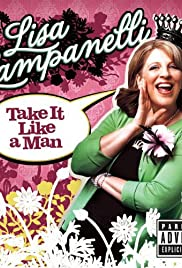 Lisa Lampanelli: Take It Like a Man Poster