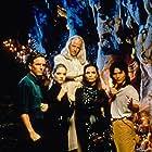 Christopher Lambert, Talisa Soto, Linden Ashby, Robin Shou, and Bridgette Wilson-Sampras in Mortal Kombat (1995)