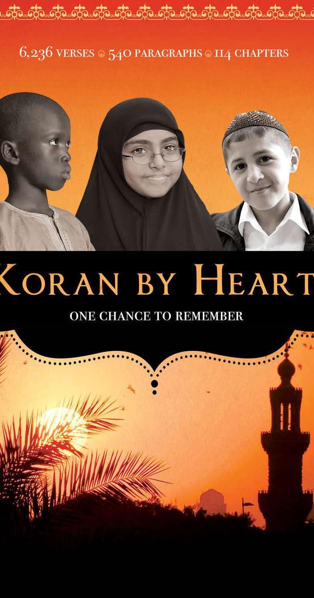 Koran by Heart (2011) - IMDb