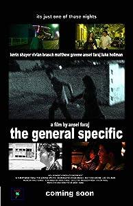 Descarga gratuita en línea The General Specific USA  [640x960] [720x576] [1080p] (2011)