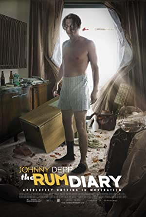 Download The Rum Diary (2011) BluRay 720p & 480p Dual Audio [Hindi Dubbed- English] [350MB & 850MB]