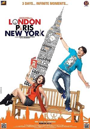 مشاهدة فيلم London Paris New York مترجم أونلاين مترجم