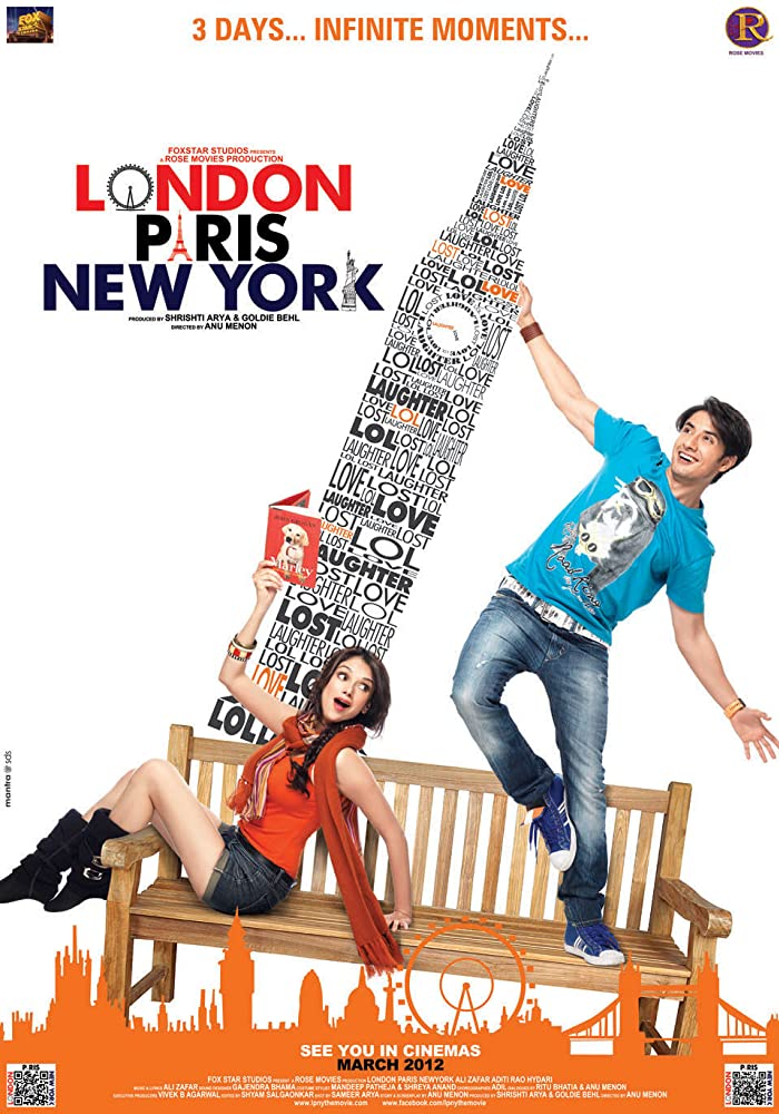 London Paris New York Screen Shot 1