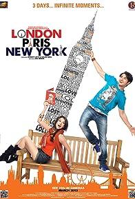 Primary photo for London Paris New York