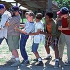 Brandon Quintin Adams, Victor DiMattia, Grant Gelt, Tom Guiry, Chauncey Leopardi, Shane Obedzinski, Patrick Renna, Mike Vitar, and Marty York in The Sandlot (1993)