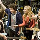Lisa Kudrow, Gaelan Connell, Aly Michalka, and Tim Jo in Bandslam (2009)