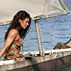 Blake Bashoff and Evangeline Lilly in Lost (2004)