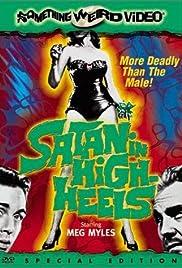 Satan in High Heels Poster