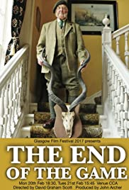 The End of the Game Poster
