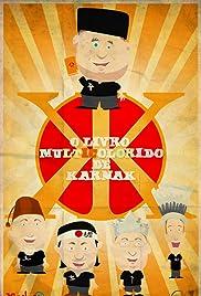 O Livro Multicolorido de Karnak Poster