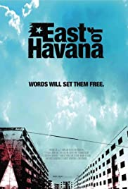 East of Havana Poster