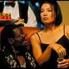 Wesley Snipes and Ming-Na Wen in One Night Stand (1997)