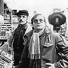 Jeremy Irons and Jerzy Skolimowski in Moonlighting (1982)