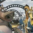 Jada Pinkett Smith and David Schwimmer in Madagascar: Escape 2 Africa (2008)