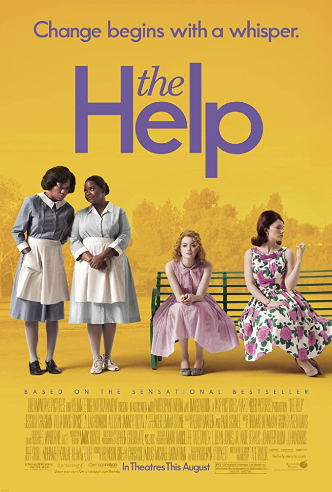 Viola Davis, Bryce Dallas Howard, Octavia Spencer, and Emma Stone in The Help (2011)