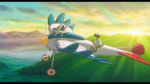 In Hayao Miyazaki's farewell film, he takes a look at the life of Jiro Horikoshi, the man who designed Japanese fighter planes during World War II.