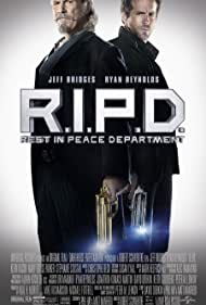 Jeff Bridges and Ryan Reynolds in R.I.P.D. (2013)