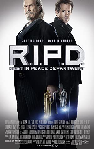 Ripd Poster