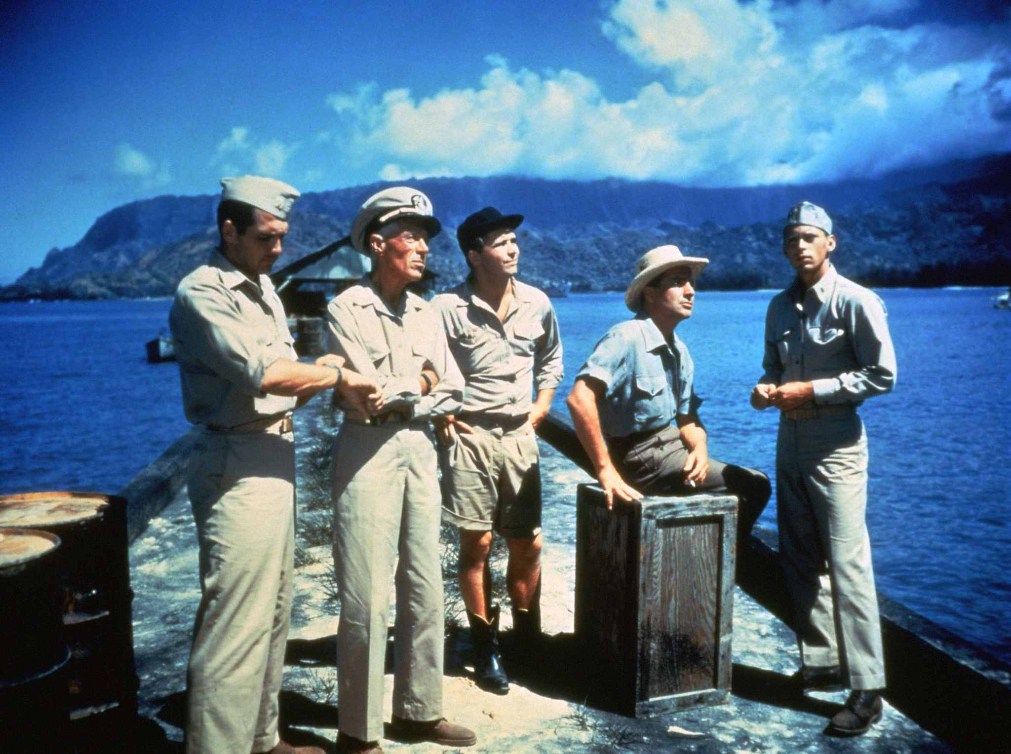 John Kerr in South Pacific (1958)