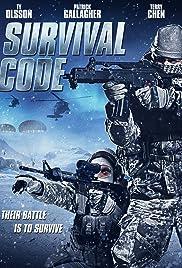 Survival Code(2013) Poster - Movie Forum, Cast, Reviews