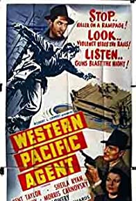 Primary photo for Western Pacific Agent